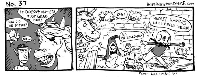No 37: Go Grizzledude!