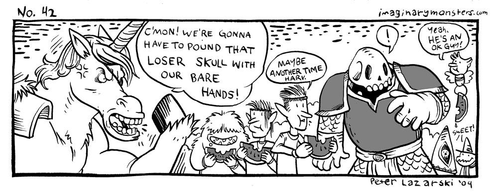 No 42: Loser Skull