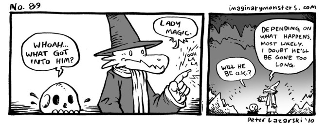 No 89: Lady Magic