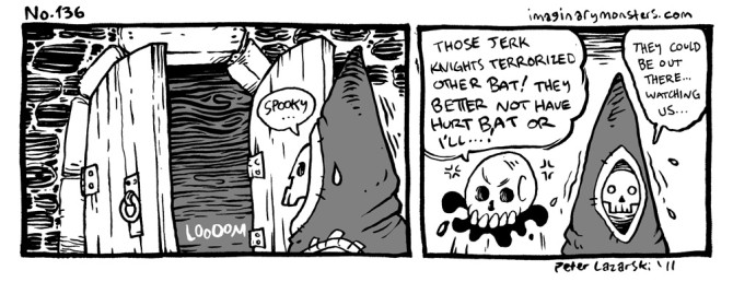 No 136: Spooky