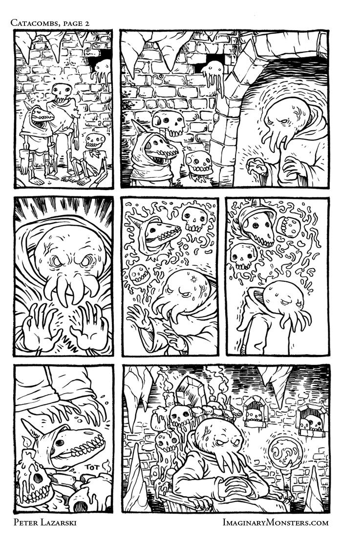 Catacombs 2: The Skull Keeper