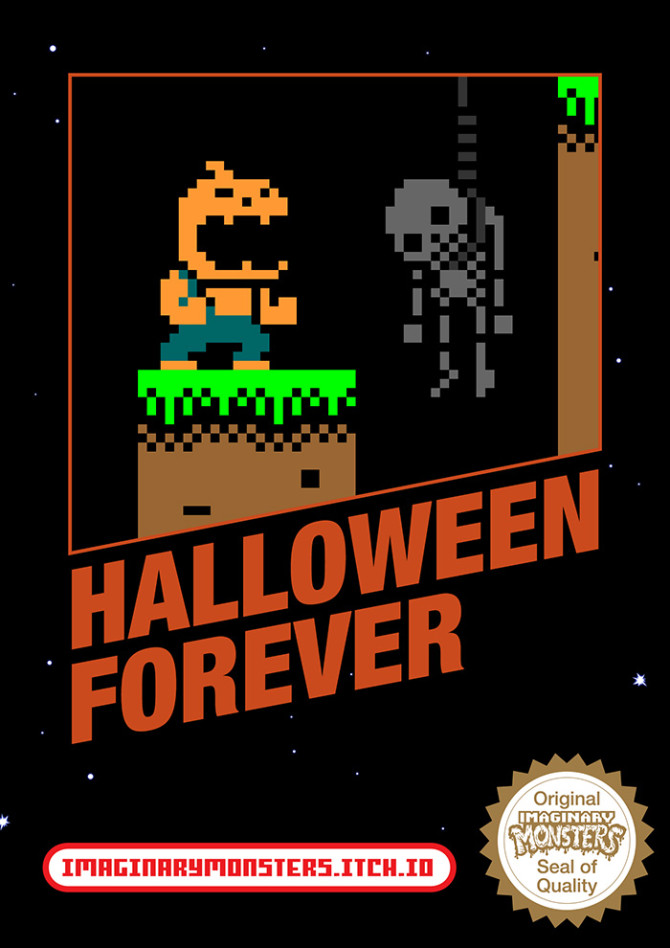 Halloween Forever Cover
