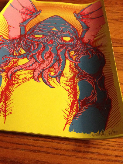 print_eater-of-time-and-space_neon_cthulhu_screenprint_03