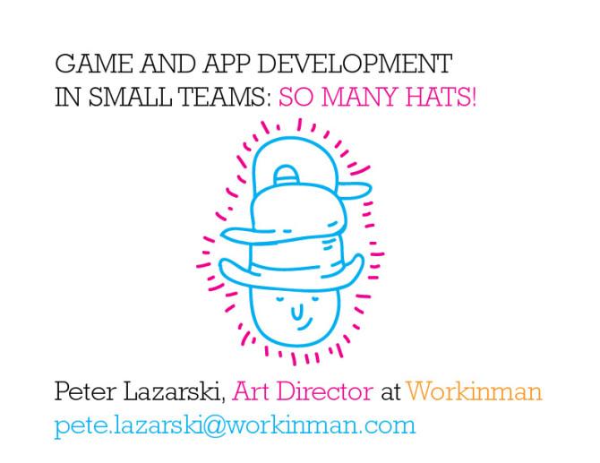 "Congressional App Challenge: 2015 Workshop Talk ""So Many Hats!"""