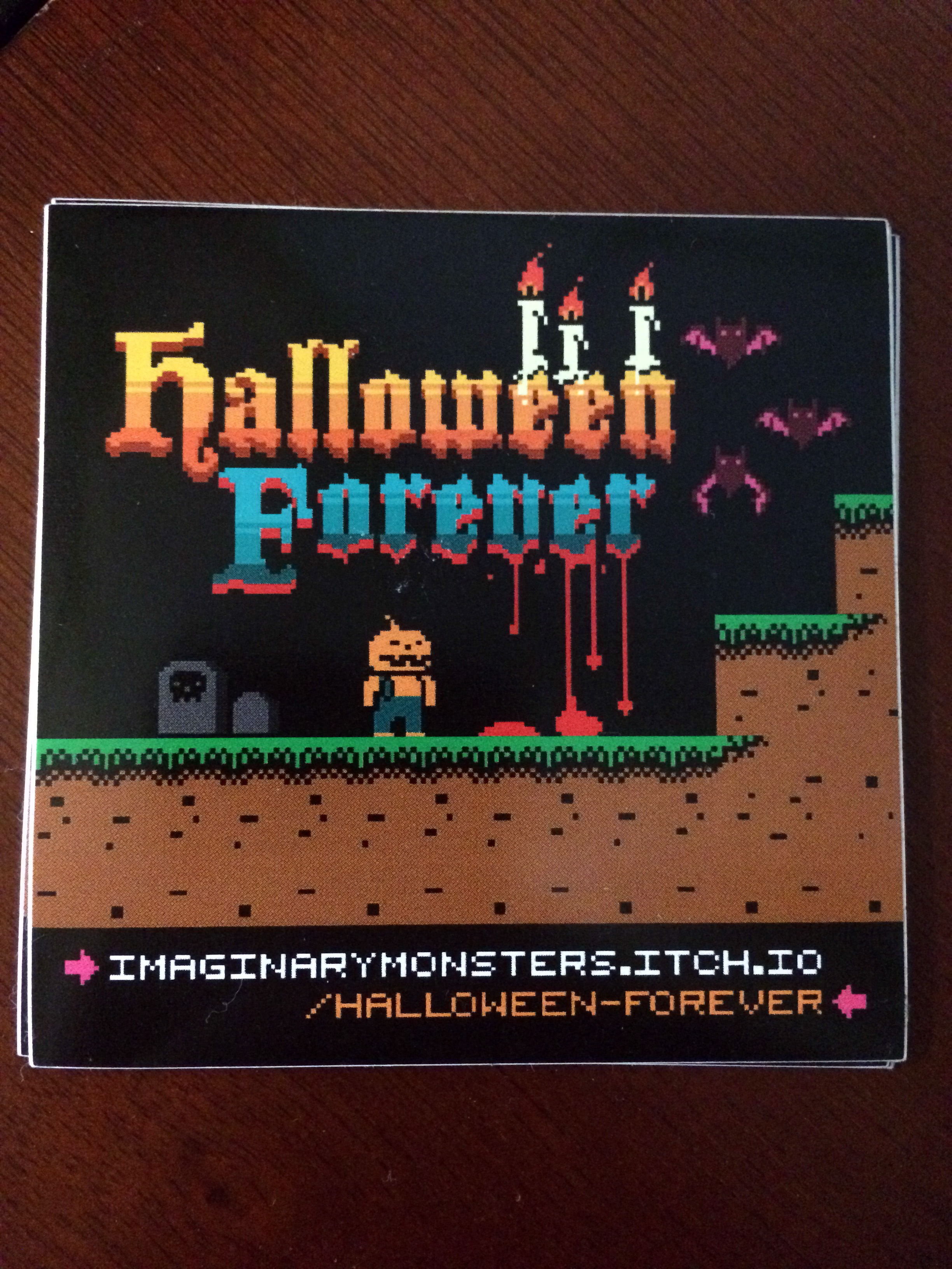 sticker_halloweenforever01