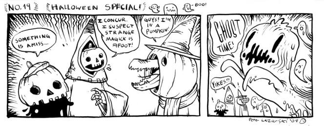 No. 19: Halloween Special