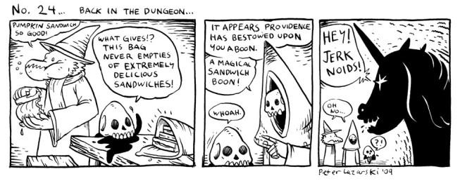 No 24: Magical Sandwich Boon