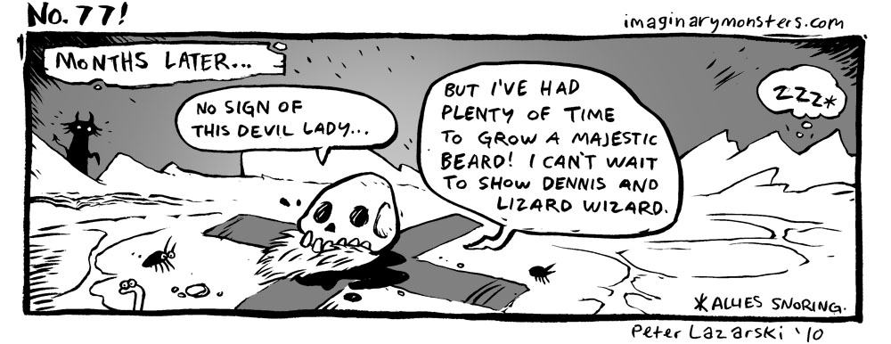 No 76: Majestic Beard