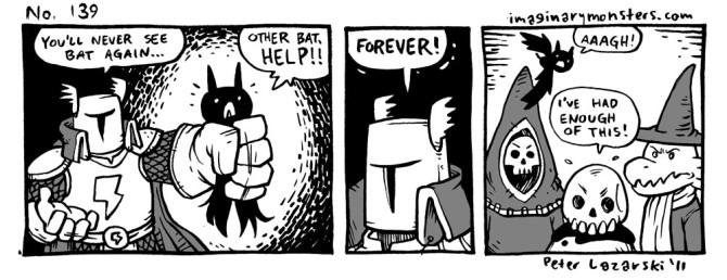 No 139: Forever